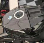 SE Moto - SE Moto Carbon Fiber Tank Shroud Kawasaki 2011-19 Kawasaki ZX-10R / RR - Image 2