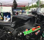 SE Moto - SE Moto Carbon Fiber Tank Shroud Kawasaki 2011-19 Kawasaki ZX-10R / RR - Image 3