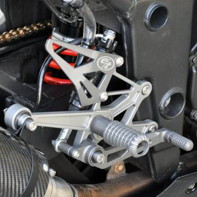 Evol Technology - Evol Technology Rearsets for Kawasaki Ninja 250/300 (2008-Current) - Image 4