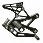 Evol Technology - Evol Technology Rearsets for Triumph 675R (2010-2012)