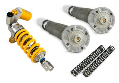 Suspension & Dampers