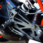 Evol Technology - Evol Technology Rearsets for KTM RC390 (All)