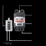 Data Logging  Laptimers & Transponders - Transponders - MYLAPS - MyLaps X2 Transponder for Bike/MX/Car/Kart (1yr Subscription Included)