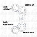 Apex Racing Development - ARD Four Button Race Switch LH For Suzuki Gsxr 1000 2017+ - Image 4