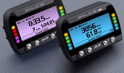 Data Logging  Laptimers & Transponders - AIM - AIM Solo 2