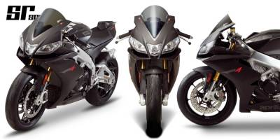 Aftermarket Motorcycle Accessories - Windshields