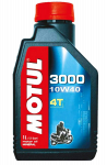 Engine Oil  - MOTUL - Motul - MOTUL 3000 10W40 4 LITERS (4)