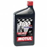 Engine Oil  - MOTUL - Motul - MOTUL 5100-ESTER 5W30 ATV BLEND QUART