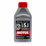 Engine Oil  - MOTUL - Motul - MOTUL DOT 5.1 BRAKE FLUID 1/2 LITER