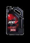 Engine Oil  - MOTUL - Motul - MOTUL 300V FACTORY LINE 5W40 4-LITER (4