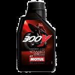 Engine Oil  - MOTUL - Motul - MOTUL 300V FACTORY LINE 10W40 4-LITER