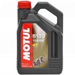 Engine Oil  - MOTUL - Motul - MOTUL 5100-ESTER 10W50 SYN BLEND 4-LITE