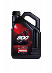 Engine Oil  - MOTUL - Motul - MOTUL 800-2T OFF-ROAD 100% SYN PREMIX 4
