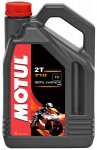 Engine Oil  - MOTUL - Motul - MOTUL 710-2T 100% SYN INJ/PREMIX LITER