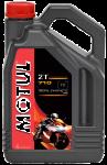 Engine Oil  - MOTUL - Motul - MOTUL 710-2T 100% SYN INJECTOR/PREMIX 4