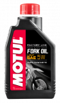 Engine Oil  - MOTUL - Motul - MOTUL 5W-LITE FACTORY LINE FORK OIL LIT