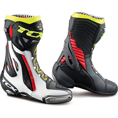 TCX - TCX RT-RACE PRO AIR WHITE/RED/YEL FLUO