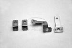 Carbonin - Avio Fiber Accessories - Carbonin - Carbonin Quick Release brackets (4 Pcs W/ 4 Dzus) 10-14 BMW S1000RR