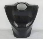 Accessories - Tank Shrouds & Tank Grips - SE Moto - SE Moto Carbon Fiber Tank Shroud 17-19 Yamaha R6