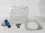Teknofibra - Teknofibra Fuel Tank Thermal Insulation Kit Ducati Panigale V4 V4R S - Image 3