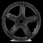Carbon Fiber - ROTOBOX - Rotobox - ROTOBOX BOOST Convex 5-Bolt Hub BMW RnineT /R1200 /HP2