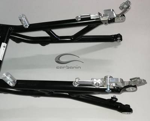 Carbonin - Carbonin Aluminum Brackets OEM Subframe 2020 K67BMW S1000RR - Image 2