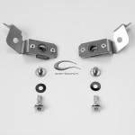 Carbonin - Avio Fiber Accessories - Carbonin - Carbonin  Side Panel brackets Dzus (2pcs) 2020 K67BMW S1000RR