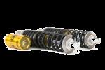 Rear Suspension - Shock Absorber - Öhlins - Ohlins HD 907 Harley S36 Twin Shocks