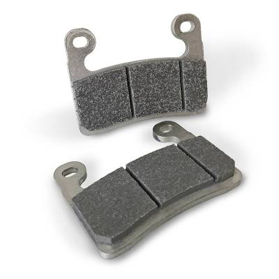 Alpha Racing - Alpha Racing Brake pads Dual Sintered Racing K67