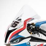 "Alpha Racing - Alpha Racing ""head light"" Sticker kit 2020 K67 BMW S1000RR - Image 3"