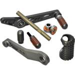 Hand & Foot Controls - Rearsets parts/accessories - Evol Technology - Evol Technology Replacement Footpeg Bracket Right