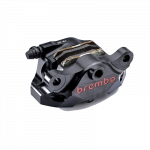 Brembo - Brembo Caliper Rear Axial CNC 84mm Rear Black
