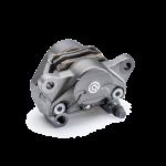 Brembo - Brembo Caliper Rear Axial Cast 84mm Rear Titanium