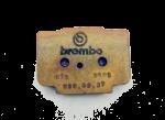 Brembo - Brembo Brake Pad Pad H38