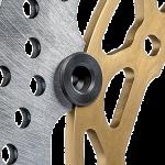Brembo - Brembo Disc Set 320x5.5mm Supersport HPK Floating Gold - Image 3