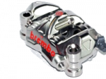 Brembo - Brembo Caliper P4.34/38 Radial Monobloc 108mm Front Right Nickel