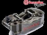 Brembo - Brembo Caliper P4.30/34 Supermotard Radial 108mm Front Right