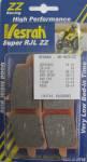 Brakes - Vesrah - Vesrah Brake Pads VD-9031ZZ  (M4 & M50 Calipers)