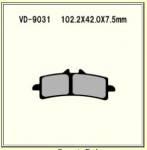 Vesrah - Vesrah Racing Brake Pads VD-9031SS (1 set/2 Calipers)