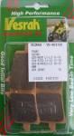 Brakes - Vesrah - Vesrah Brake Pads VD-9031SS (M4 & M50 Calipers)
