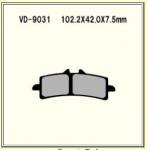Vesrah - Vesrah Racing Brake Pads VD-9031XX (1 set/2 Calipers) - Image 2
