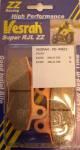 Vesrah - Vesrah Brake Pads VD-446ZZ Kawasaki Ninja 400 (18- ) & 250R (18- )