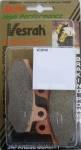 Vesrah - Vesrah Brake Pads VD-446 RJL Kawasaki Ninja 400 (18- ) & 250R (18- )