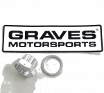 Graves Motorsports - Graves 18mm Lambda Replacement Plug