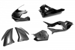Carbonin - Carbon Fiber - Carbonin - Carbonin Carbon Fiber Race Bodywork 2009-2014 Aprilia RSV4/RF