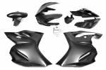 Carbonin - Carbon Fiber - Carbonin - Carbonin Carbon Fiber Race Bodywork Ducati Panigale 899 / 1199 / 1299