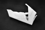 Carbonin - Avio Fiber - Carbonin - Carbonin Avio Fiber Hrc Lower Fairing 2008-2011 Honda CBR1000RRR