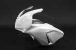 Carbonin - Carbonin Avio Fiber Upper Race Fairing 2012-2016 Honda CBR1000RRR