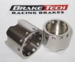 Brakes - Spares, Hardware, Misc - Braketech - Braketech Stainless racing pistons Ninja400 27MM