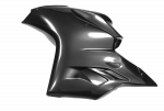 Carbonin - Carbon Fiber - Carbonin - Carbonin Carbon Fiber Left Side Panel Ducati Panigale 899/1199/1299